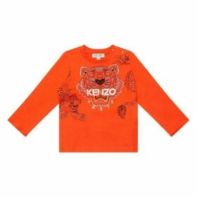 Kenzo Baby Long Sleeved Top