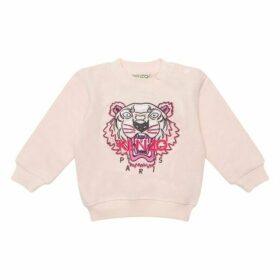Kenzo Cotton Baby Sweatshirt