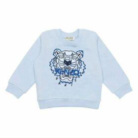 Kenzo Baby Cotton Sweatshirt