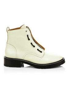 Cannon Leather Combat Boot