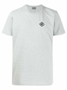 Diesel Recycled fabric T-Shirt with print - Grey