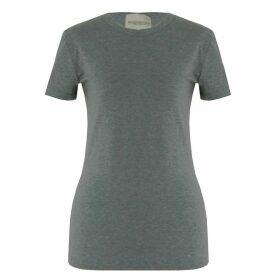 Rozenbroek - Organic Bamboo T-Shirt In Grey