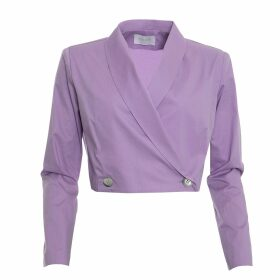 Giannina Capitani - Panton Stripe Narrow Scarf