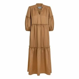 Me & Thee - Common Sense Black Devore Wrap Blouse