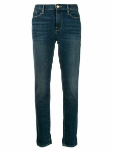 FRAME faded skinny jeans - Blue