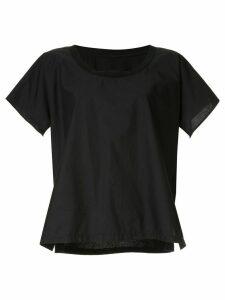 Taylor Derive boxy fit T-shirt - Black