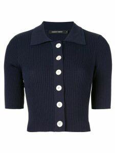 Nobody Denim Chelsea knitted shirt - Blue