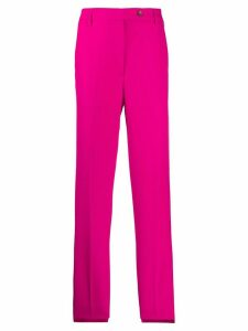 Golden Goose side stripes tailored trousers - PINK