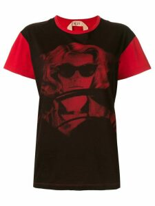 Nº21 T-SHIRT JERSEY - Black