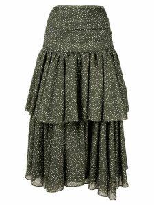 Acler Suki skirt - Green