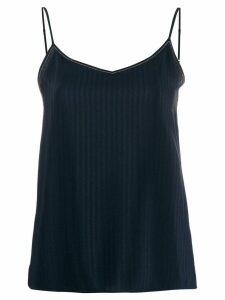 Fabiana Filippi loose camisole top - Blue