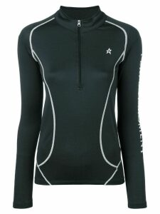 Perfect Moment Thermal half-zip jumper - Black