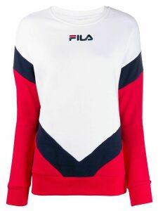 Fila Kairy jersey sweatshirt - White