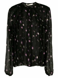 Jason Wu Collection floral print blouse - Black
