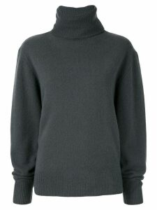 G.V.G.V. roll neck jumper - Grey