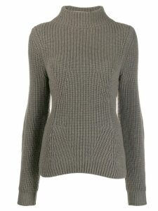 Gentry Portofino cashmere slim-fit jumper - Brown
