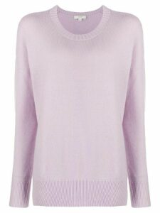 Áeron Pine loose fit jumper - PURPLE