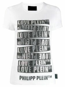Philipp Plein SS Love T-shirt - White
