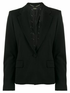 LIU JO single-breasted blazer - Black