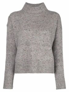 A.L.C. roll-neck jumper - ASH