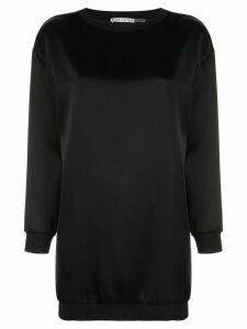 Alice+Olivia Drea sweater dress - Black