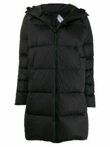 Mammut hooded down coat - Black