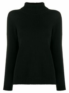 La Fileria For D'aniello roll-neck jumper - Black