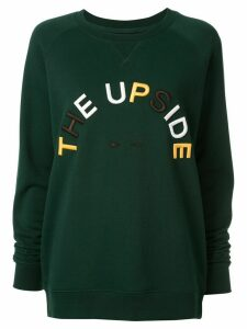 The Upside Horse shoe Sid sweatshirt - Green