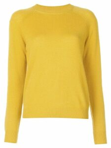 Alexandra Golovanoff Milanet jumper - Yellow