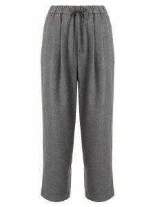 Enföld drawstring trousers - Grey