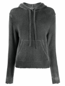 Zadig & Voltaire Mina spray sweater - Grey