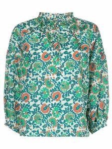 Apiece Apart floral-print blouse - Green