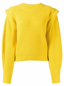 Isabel Marant Bolton jumper - Yellow