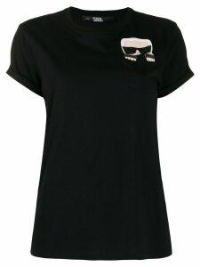 Karl Lagerfeld Ikonik Karl T-shirt - Black