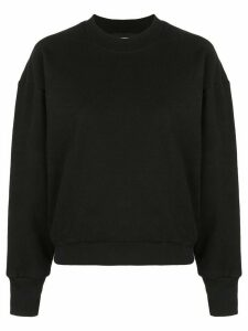Melitta Baumeister oversized fit sweater - Black