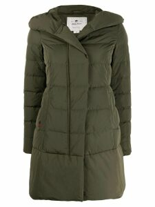 Woolrich hooded padded parka - Green