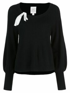 Cinq A Sept Amelia jumper - Black