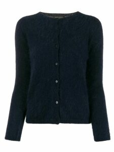 Roberto Collina slim-fit cardigan - Blue