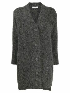 Fabiana Filippi knit cardigan - Grey