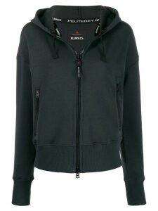 Peuterey logo print hoodie - Blue