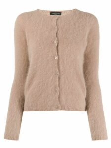 Roberto Collina slim-fit cardigan - Neutrals