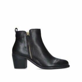 Carvela Secil - Black Block Heel Ankle Boots