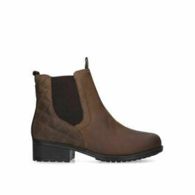 Barbour Rimini - Brown Ankle Boots