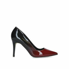 Carvela Kween - Red And Black Stiletto Heel Courts