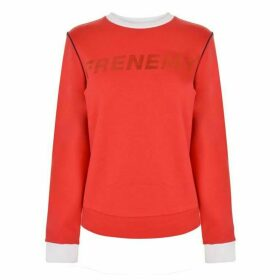Zoe Karssen Frenemy Crew Neck Sweatshirt
