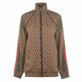 Gucci Rhombus Tracksuit Top