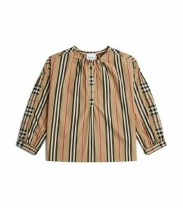 Icon Stripe Blouse