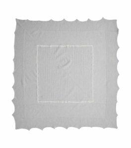 Knit Lace Blanket