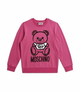 Bear Logo Sweatshirt