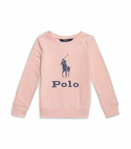 Big Polo Pony Sweatshirt